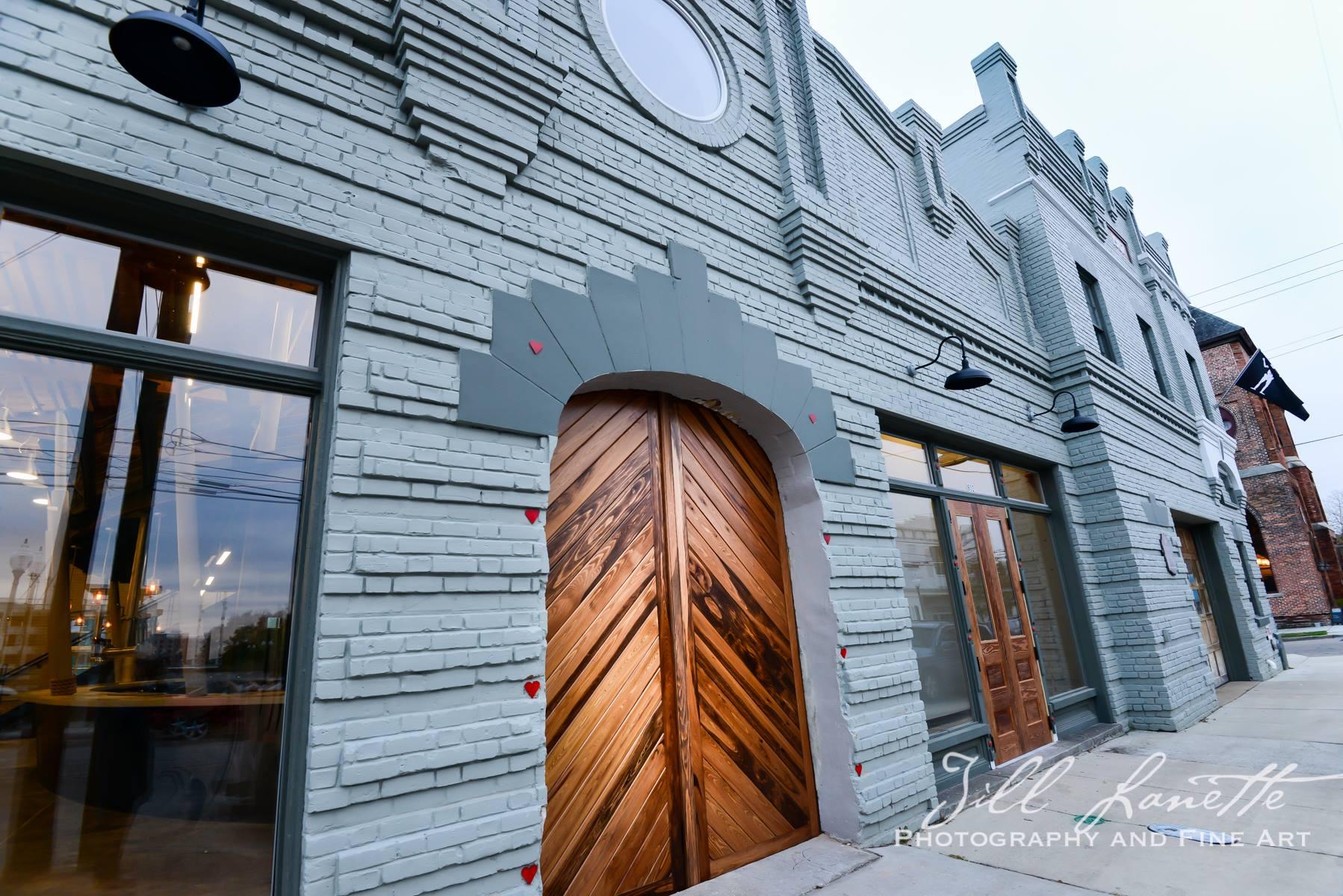 Edward Teach Brewery Wilmington NC